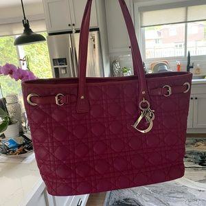 Authentic Christian Dior Panarea Tote Bag